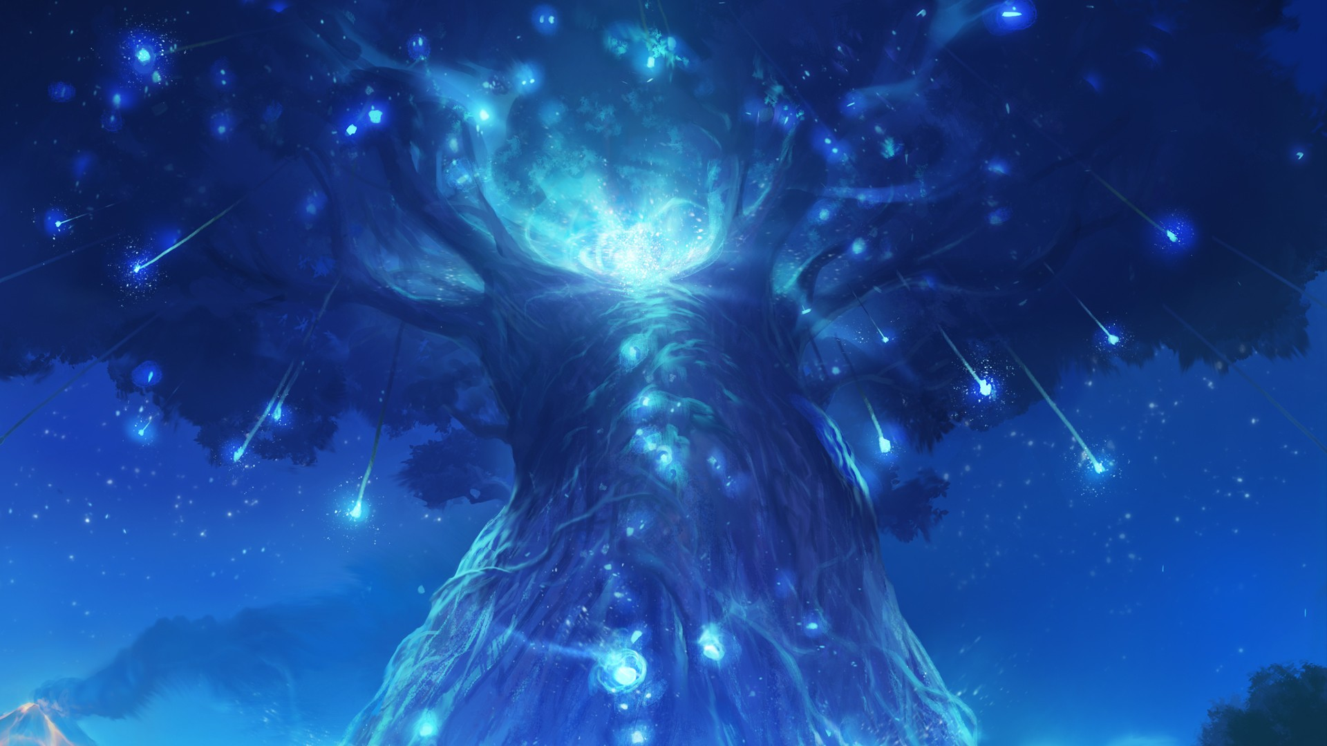 Ori And The Blind Forest Leading The Blind